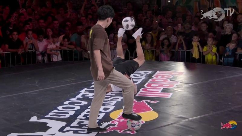 Ko-Suke vs Boyka / Semi-Final ( RBSS 2019 ) 🏆⚽️