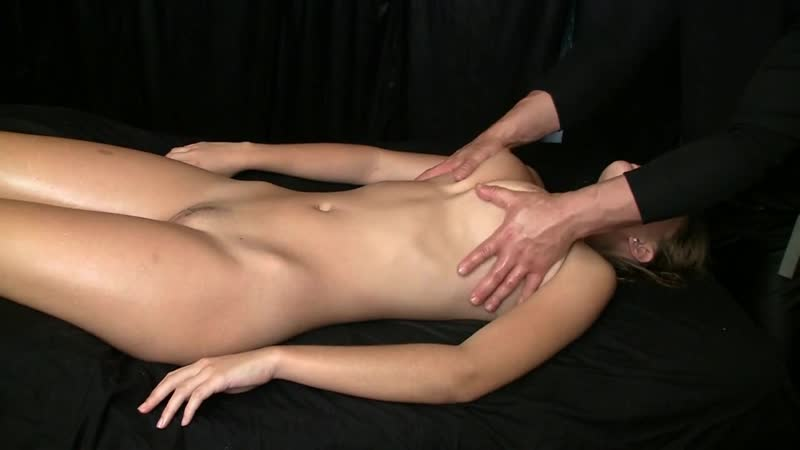 Sensual Massage Leads to Fingering, gives