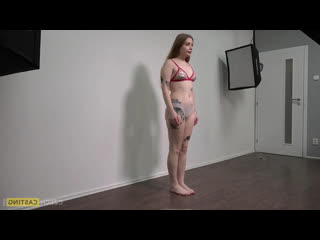 CzechCasting Margarita 8299 - first video on the white couch- Cz
