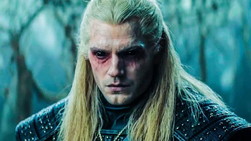Ведьмак The Witcher 2019 Дублированный русский тизер трейлер NETFLIX