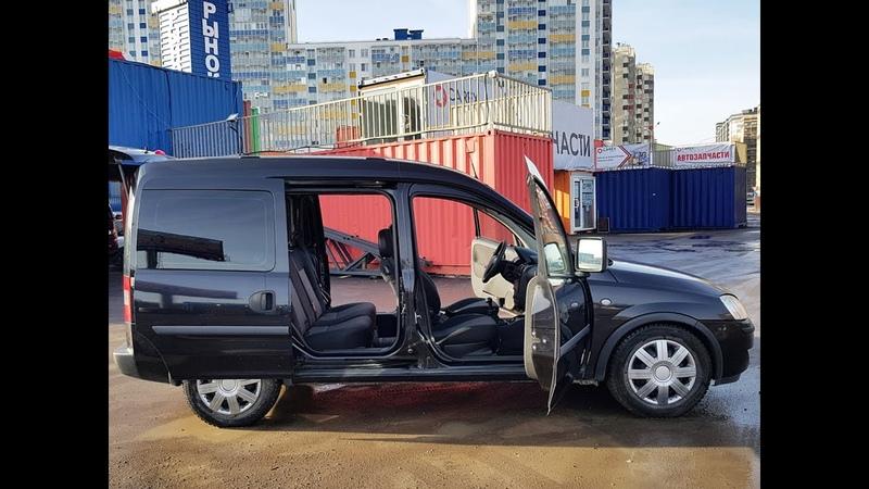 Opel Combo 2007 1 2 MT 75 л с ДИЗЕЛЬ АКТУАЛЬНО ИЛИ НЕТ ТУТ СМОТРИТЕ fox foto