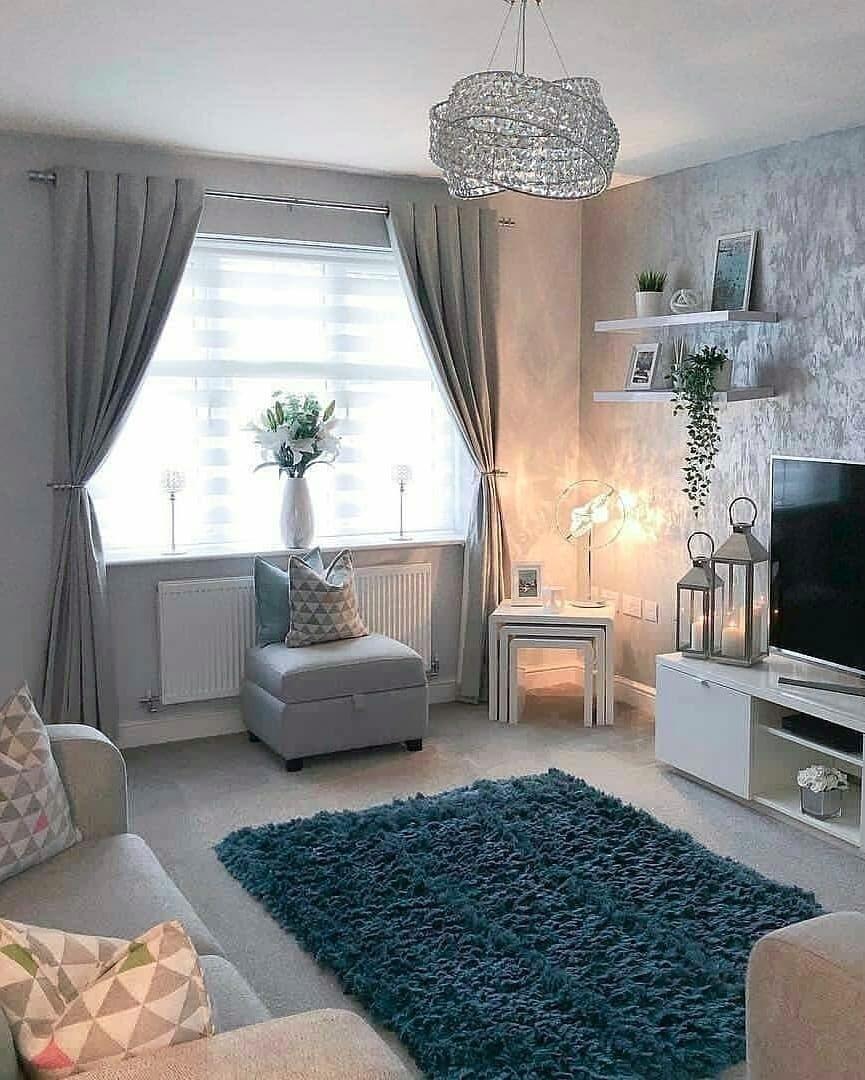 Гостиная комната. Что бы добавили для уюта?