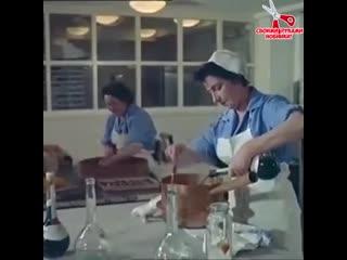 Как раньше делали конфеты