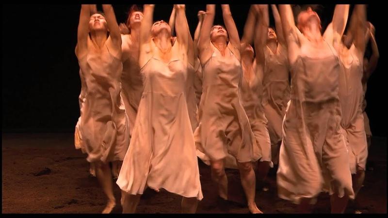 Zorge 4 танца Пины Бауш Танец страсти