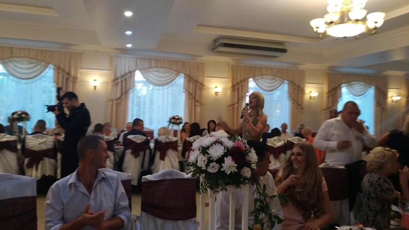 Шоу пародий и двойников на свадьбе| Дима Черников| Татьяна Буланова| Весілля| Wedding