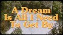 Noel Gallagher's High Flying Birds - A Dream Is All I Need To Get By (Official Lyric Video)