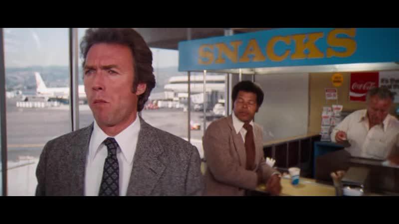 ГРЯЗНЫЙ ГАРРИ 2 ВЫСШАЯ СИЛА 1973 боевик детектив криминальная драма Тед Пост 720p