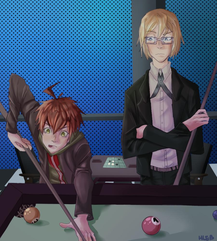 Обои Макото наэги / makoto naegi из аниме школа отчаяния ...   1000x900