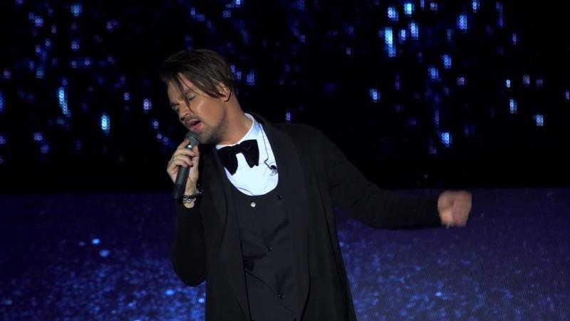 Александр Панайотов Когда звезды тают шоу Непобедимый Крокус Сити Холл 2017