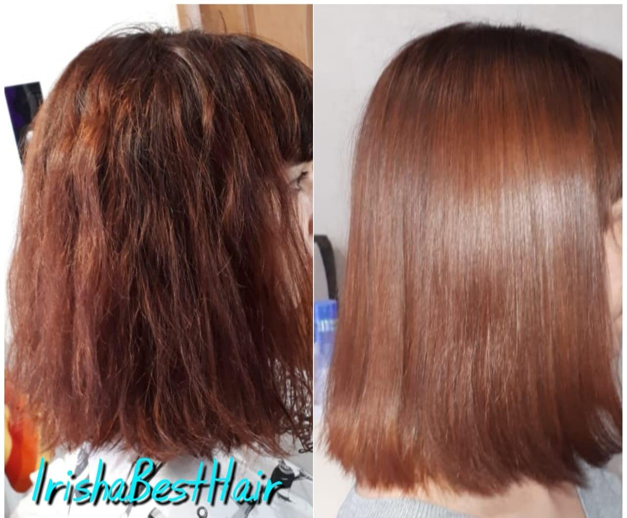 Приглашаю на ботокс и кератиновое выпрямление волос составами премиум класса Honma Tokyo, я мастер с опытом работы!