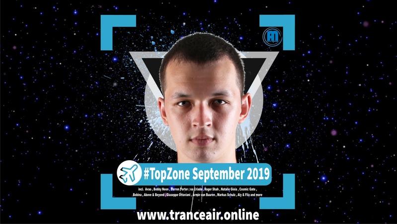 Alex NEGNIY - Trance Air - TOPZone of SEPTEMBER 2019