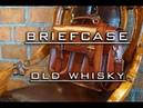 Old Whisky Briefcase Кожаный портфель своими руками