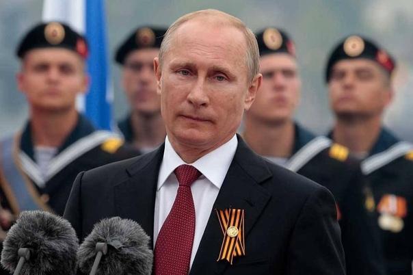 Обращение Владимира Путина в День Победы 9 мая будет в 9:45.