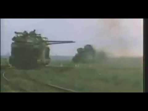 БТЛ-1 в Чечне.