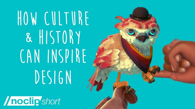 How Culture History Inspired the Design of Falcon Age