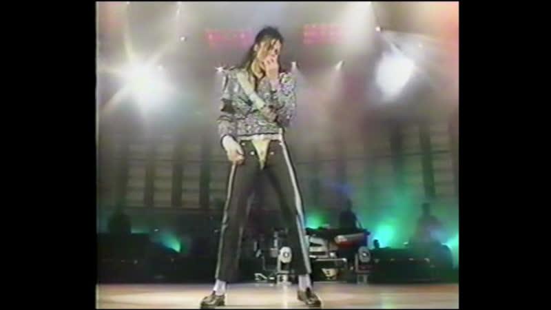 Michael Jackson - Dangerous Tour Live in Copenhagen - July 20, 1992 [Part 1]