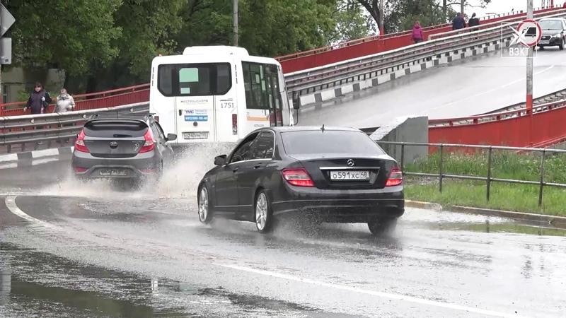 Дождь не прекратится. Штормовое предупреждение вновь объявили в Подмосковье