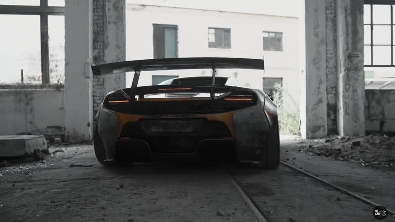 McLaren 650S Chernobyl Design