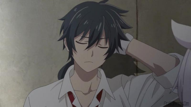 Rokudenashi Majutsu Koushi to Akashic Records Хроники Акаши худшего магического преподавателя 5 серия Озвучил Ban