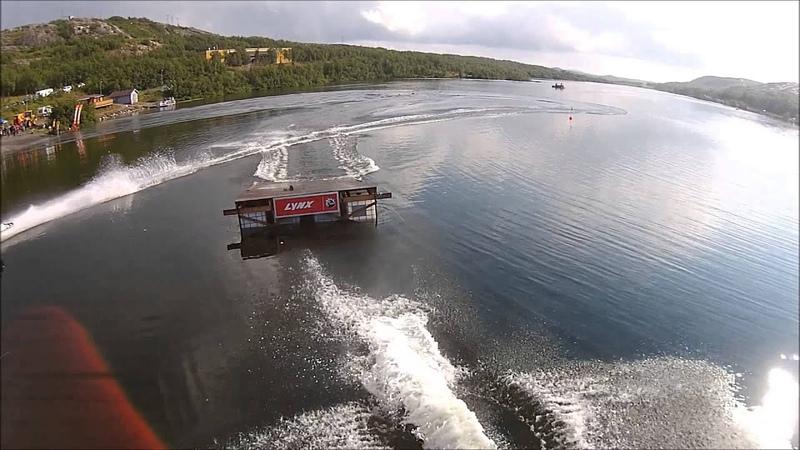 Kirkenes Watercross Drag