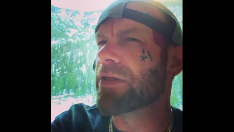 Ivan Moody To soothe the monsters Five Finger Death Punch 5FDP
