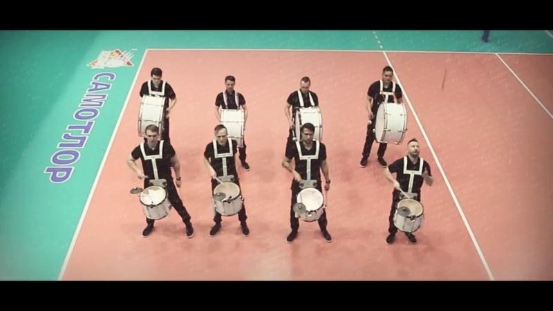 Шоу 8 барабанщиков Jump