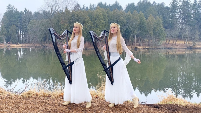 DANNY BOY harps and vocals Harp Twins Camille and Kennerly