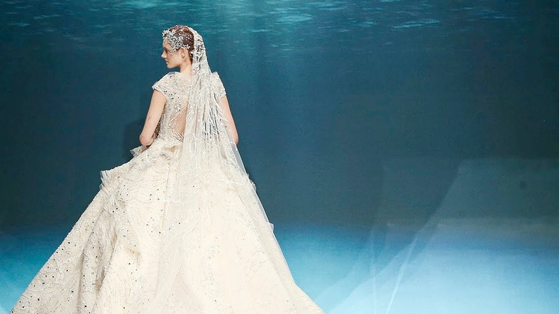 Ziad Nakad Haute Couture Spring Summer 2020 Full Show