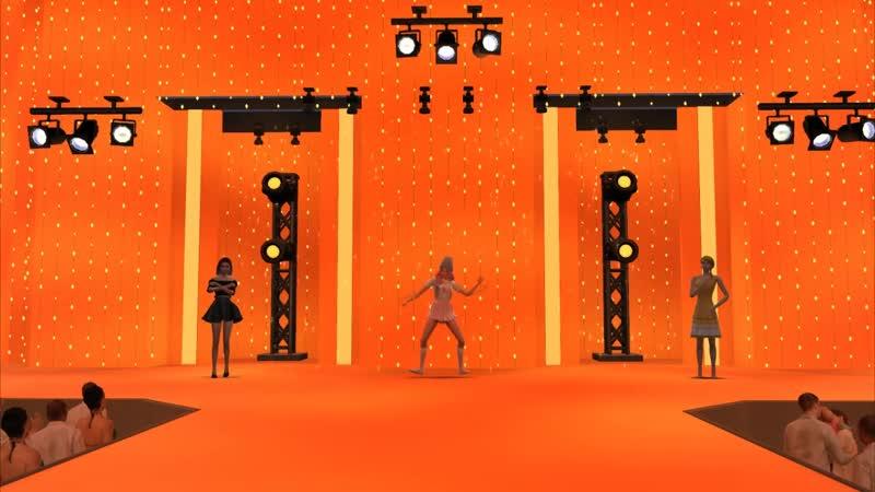 BADLAND Укуси мой клитор Штаты Артемиды LIVE on Second Semi Final of Pesatvision 2020