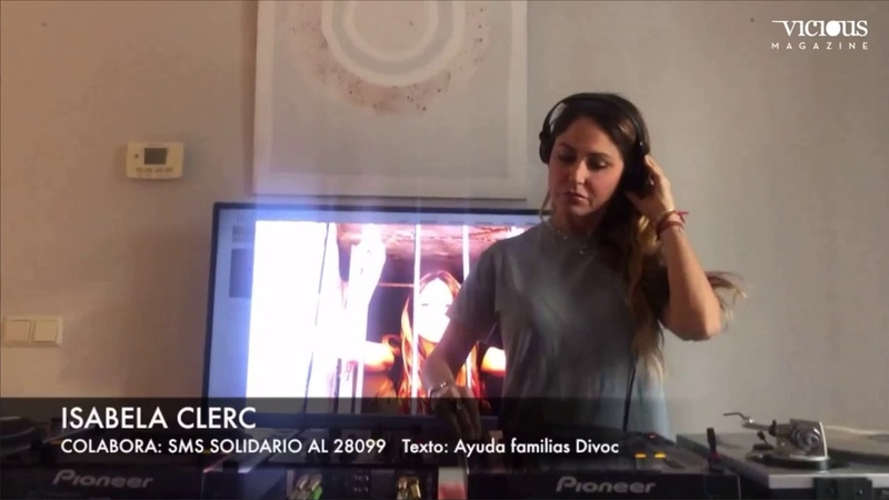 Isabela Clerc | The DIVOC Techno Festival | May 2020