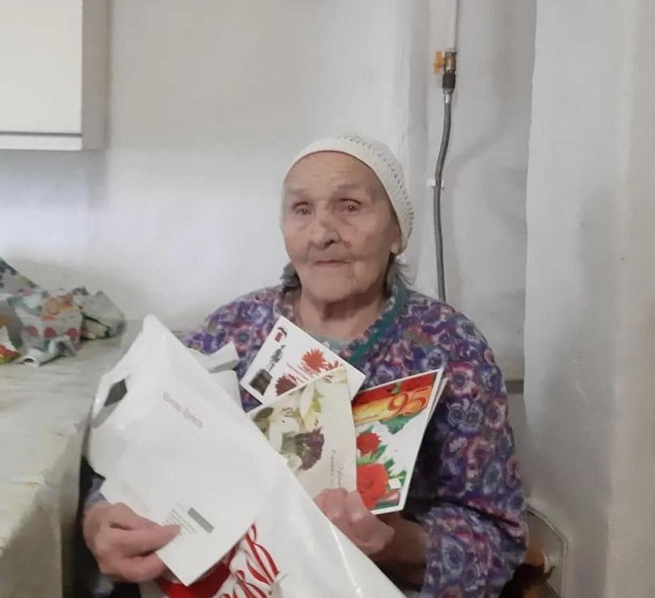 Сегодня 95-летний юбилей отмечает ветеран педагогического труда из Петровска Анна Семёновна ФИЛИППОВА