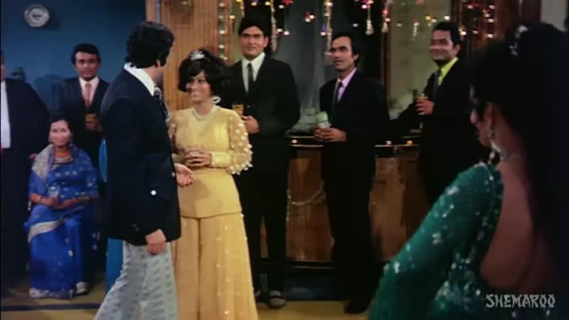Main Shayar To Nahin - Bobby - Rishi Kapoor, Dimple Kapadia Aruna Irani - Boll