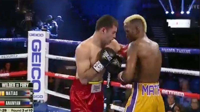 Subriel Matias vs Petros Ananyan Full Fight Highlights PBC on Fox 1 February 22 2020