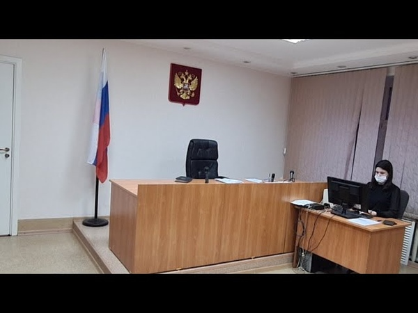 Суд Ханова Тимура за ролик Не ходи! (2 продолжение)