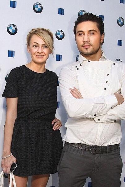 Яна Рудковская призналась, что если бы не Евгений Плющенко, то сошлась бы с Димой Биланом