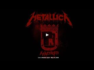 Metallica: Live in Madrid, Spain - May 31, 2008