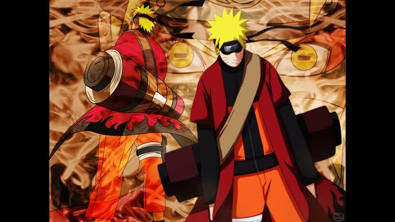 Naruto Shippuuden 2 Сезон текст прочитан от Ancord AniDub