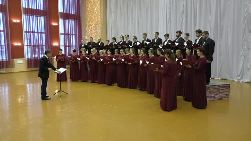 Дж. ди Бьянко Ave Maria Ф. Мендельсон - Richte Mich, Gott