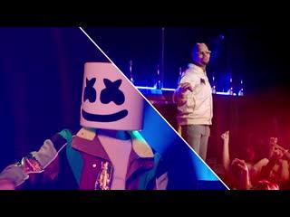 Marshmello  Light It Up (Feat. Tyga & Chris Brown)