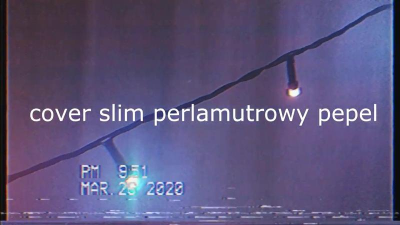 Январь 6 Перламутровый пепел SLIMUS cover