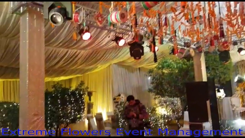 Tutorial for Gloss Dance Floor Installation Wedding Glossy Floor by Extreme Flowers Event Management