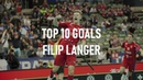 Filip Langer - Top 10 Goals
