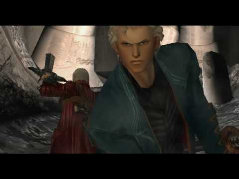 Devil May Cry 3 Special Edition Final Boss Ending