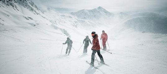 Готовимся к открытию горнолыжного сезона!