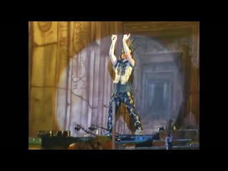 Iron Maiden - Live In Moscow 2008 (Full concert)