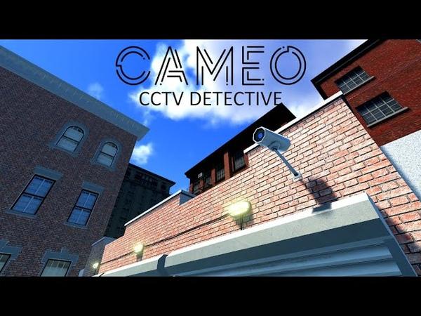 CAMEO CCTV DETECTIVE Gameplay Trailer
