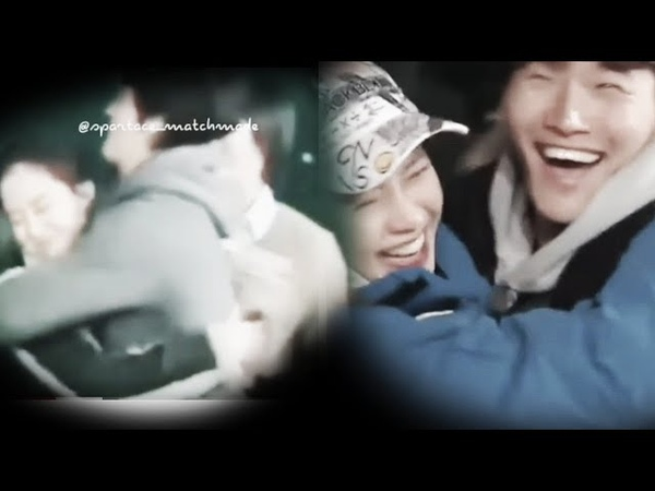 Kim Jong Kook ✘ Song Ji Hyo ||Cant help falling in love with you (Spartace FMV)