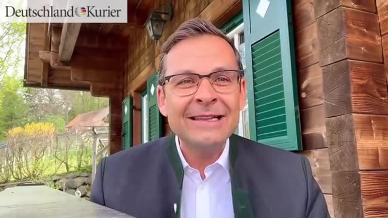 Gerald Grosz für Deutschland Kurier Die Schuldenpolitik der EU führt uns in die nächste Katastrophe