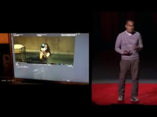 Одна секунда каждый день   Цезарь Курияма TED talks RUS x