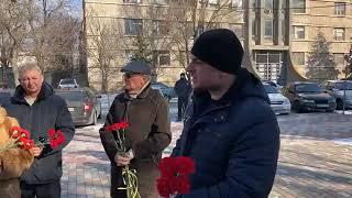 LIVE Бердянск Митинг реквием посвящённый памяти Героев Небесной Сотни